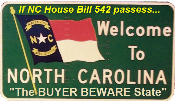 If NC HB542 Passes