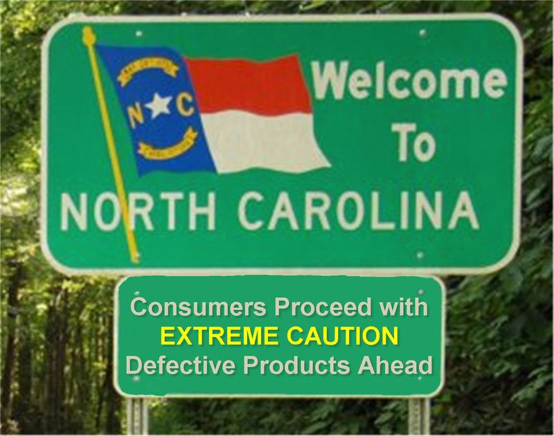 Extreme Caution Defective Products Ahead